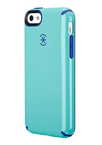 Speck CandyShell Cell Phone Case for iPhone 5C Caribbean Mykonos Blue and...