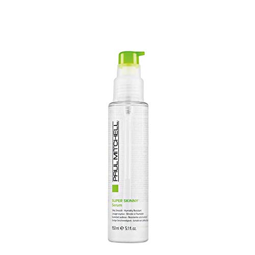 Paul Mitchell Super Skinny Serum, Speeds Up Drying Time, Humidity Resistant, For Frizzy Hair