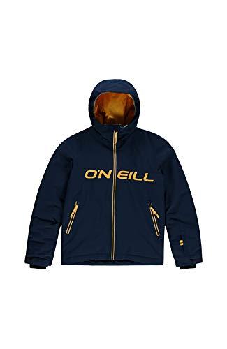 O'Neill Jungen Volcanic Jacket Snow, Ink Blue, 116
