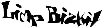 Limp Bizkit Rock Band Vinyl Decal Sticker- 6  Wide Gloss Black Color