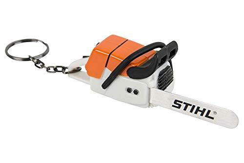 Stihl Hosenträger f. Bundhosen mit Metallklips, orange, 0
