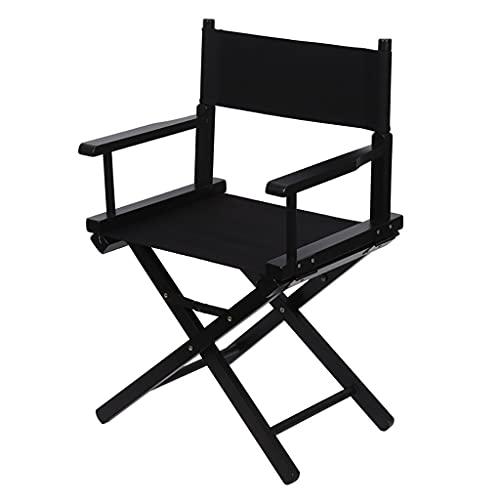 ZYFXZ Beech Wood Lightweight Folding Professional Artist Director Chair...