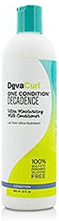 DevaCurl One Condition Decadence Conditioner; 12 Fl Oz (Pack of 1)