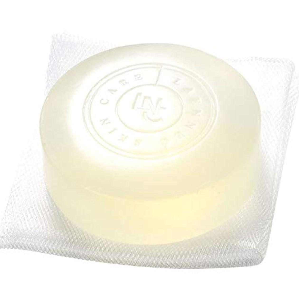 作り上げるカウンタ懐疑的日本生物製剤 LNCソープ ふつう 100g