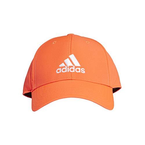 adidas Bballcap Lt Emb Cap, Unisex Erwachsene, Rot/Rot/Weiß, Einheitsgröße
