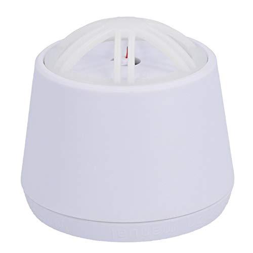 UNITEC Detector de Calor Mini, Alarma a 57 – 70 °C, batería de 10 años, función de autoprueba.