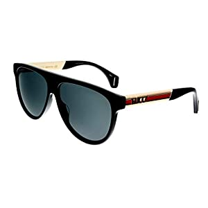 Fashion Shopping Gucci – GG0462S, Pilot acetate men