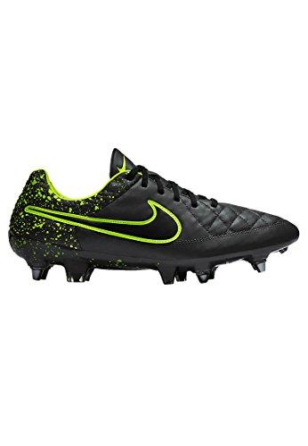 Nike Tiempo Legend V SG-Pro - Anthracite/Black-Volt - Electro Flare 7.5