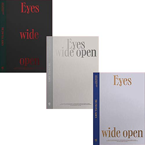 TWICE [EYES WIDE OPEN] 2nd Album [STORY+STYLE+RETRO] 3 VER SET. 3p CD+1p POSTER+3p Photo Book(88p)+3p Massage Card +3p Poster(On pack)+3p Sticker+15p Photo Card+TRACKING CODE K-POP SEALED