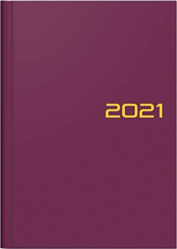 Baier & Schneider BRUNNEN 1079661631 Wochenkalender/Buchkalender 2021 Modell 796