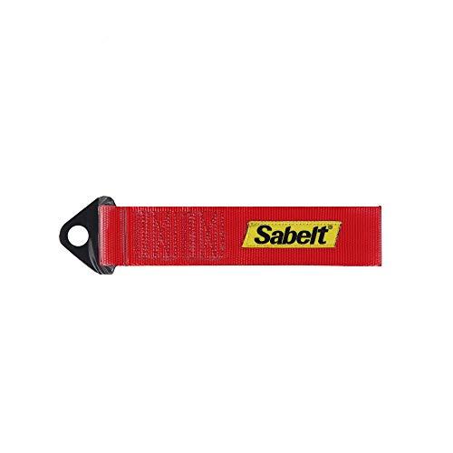 Sabelt SBCCAC0027 - Cinghia di traino 2,9 tonnellate di carico massimo, colore: rosso