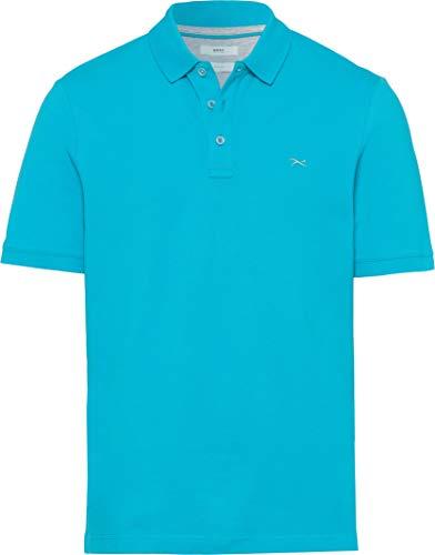 BRAX Poloshirt 'Pete' blau (28 Lagoon) L