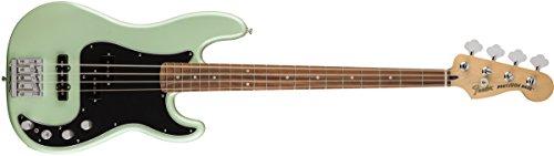 Fender Deluxe Active Precision Bass Special Pau Ferro Fretboard Surf Pearl