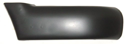 Sherman Replacement Part Compatible with Chevrolet-GMC Front Passenger Side Bumper Extension Outer (Partslink Number GM1005140)