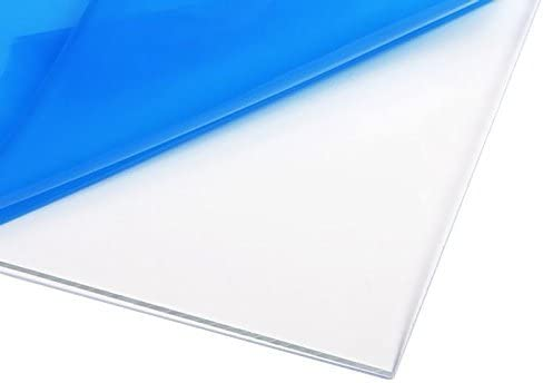 SOURCEONE.ORG Source One Premium 3//16 Clear Acrylic PlexiGlass Sheet
