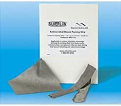 Silverlon Antimicrobial Wound Packing Strips - Size: 1