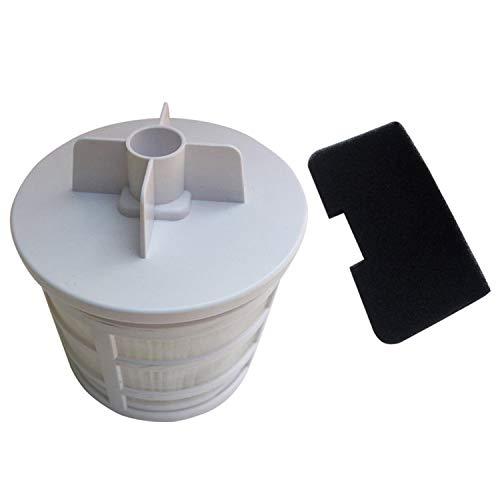 Cikuso Kit de Filtro Tipo Hepa para Aspiradoras Hoover Sprint y Spritz # 39001039