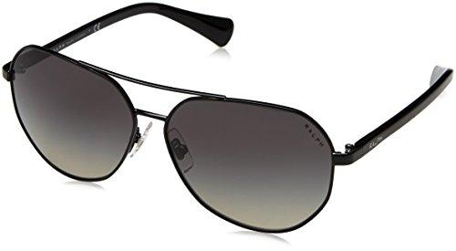 Ralph door Ralph Lauren vrouwen 0RA4123 323411 59 zonnebril, zwart/gradiënt