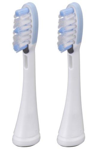 Panasonic WEW0908 - Cabezales con limpia-lenguas para cepill