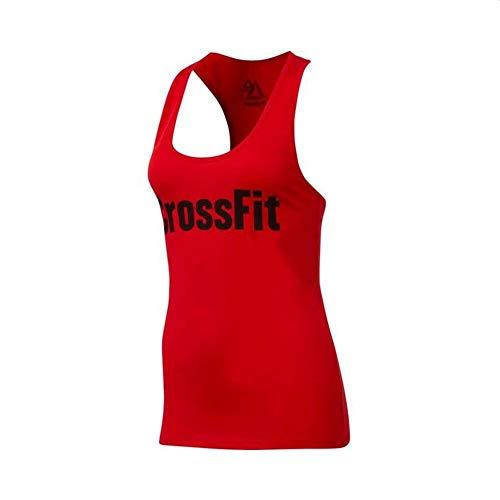 Reebok RCF Graphic Tank F.E.F Camiseta, Mujer, prired, 2XS