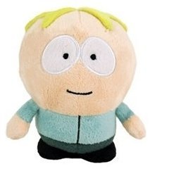 COMEDY CENTRAL South Park - Peluche Leopold Butters Stotch (5