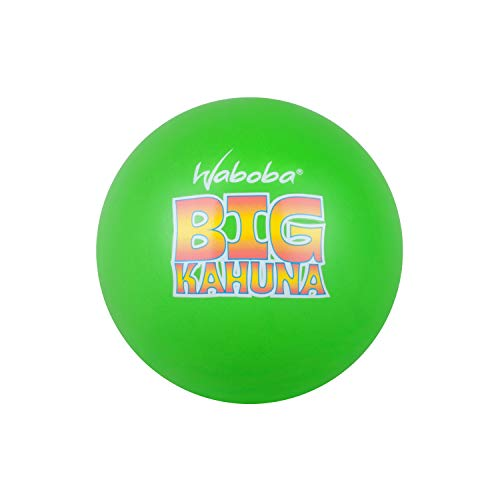 Waboba 108C02_A Big Kahuna Foam Ball, groen