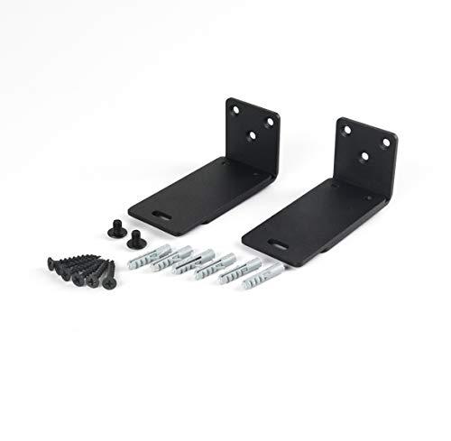 Soporte de pared para Bose Soundbar 500 Soundbar 700 Soundtouch 300 Altavoz (negro)