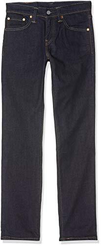 Levi's Herren 511 Fit Slim Jeans, Schwarz (Rock Cod 1786), W34/L29 (Herstellergröße: 34 29)