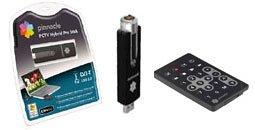 Pinnacle PCTV HYBRID PRO Stick 320E DVB-T USB Stick TV Karte