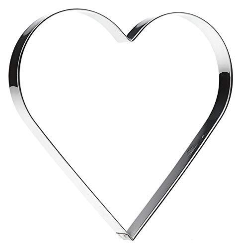 Gastromax Herz Geformt Ausstecher, 15 cm...
