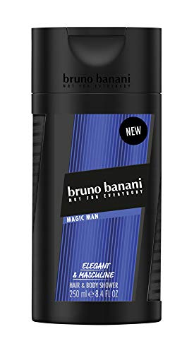 bruno banani MAGIC MAN Shower Gel 250ml