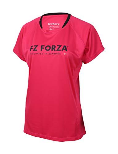 FZ Forza - Sport T-Shirt Blingley - pink, für Damen - geeignet für Fitness, Running, Fußball, Squash, Badminton, Tennis etc. - XXL