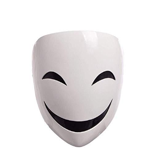 GK-Ozzkx Anime-Maske, Kagetane-Hiruko-Maske für Cosplay-Kostüm, Requisite, Halloween-Maske