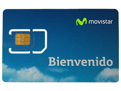 Movistar 25 GB + 150 Minutos - Prepago