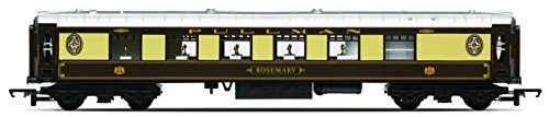 Hornby- Railroad Pullman Parlour Car Coche, Multicolor (