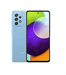 Samsung Galaxy A52 Dual SIM - 6.5 inches, 8 GB RAM, 128 GB - Blue