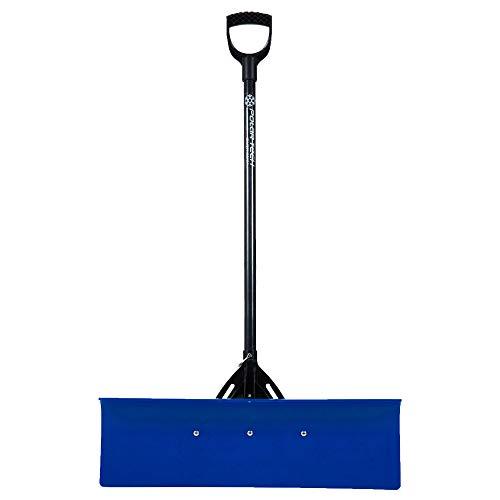 Purchase EarthWay Professional 36 Inch Fiberglass Handle Snow Pusher Shovel