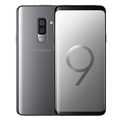 Samsung G965 Galaxy S9 Plus - Smartphone de 6.2