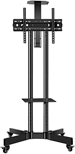 """DZCGTP Soporte de TV de Pedestal Universal con Soporte para televisores LCD/LED/Plasma de 32 """"-65"""" Soporte de TV de Altura Ajustable (tamaño: A)"""