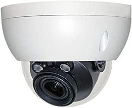 4MP Outdoor POE Dome IP Camera, IPC-HDBW4433R-ZS 2.7-13.5mm Motorized Varifocal Lens 5X Optical Zoom, 50m IR Night Vision, Smart H.265, WDR, 3D DNR, IP67, IK10