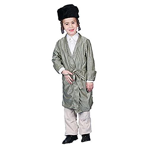 Dress Up America Disfraz de rabino judo para nios