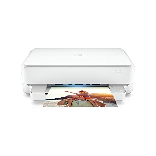 HP DeskJet Plus IA 6075 All in One Wireless Ink Advantage Printer with Auto-Duplex