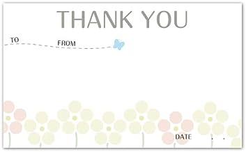 サンクスカード【0123:春うらら】(名刺サイズ)1セット100枚