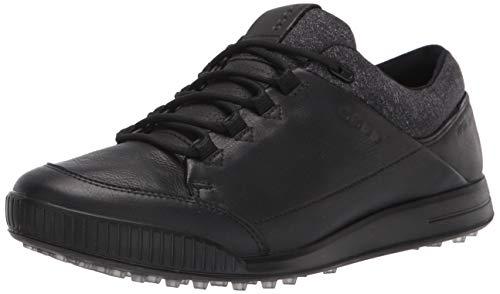Ecco Street Retro 2020 Hydromax Zapatos Golf Hombre Negro 42 EU