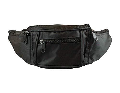 New riñonera de medios de transporte de/ajustable en cintura/cinturón con bolsillos para...