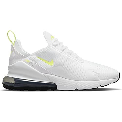 Nike Herren Air Max 270 Essential Sneaker Weiß 46