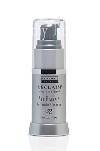 Principal Secret – Reclaim with Argireline – Age Braker EyeFirmation Eye Serum – Aloe & Shea Butter Infused – 0.5 Ounce