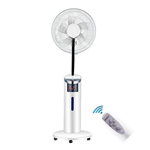 Spaqg GG-58I1 Intelligente ventilator met waterkoeling, fluisterstille koelsokkelventilator