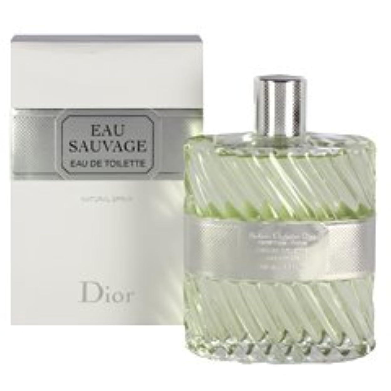 スチール甘味スクラブクリスチャン ディオール(Christian Dior) オー ソヴァージュ EDT SP 200ml[並行輸入品]