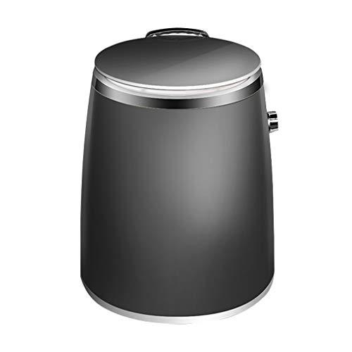 ZRWZZ Single Barrel Mini Wasmachine Met Drogen Huishoudelijke Kleine Kinderen Halfautomatische Slaapzaal Baby Kind Wasmachine 1.0kg Capaciteit Handig om te dragen